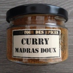 Curry de Madras